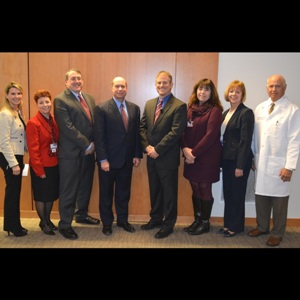 St Joseph S Healthcare System Welcomes Ridley Barron